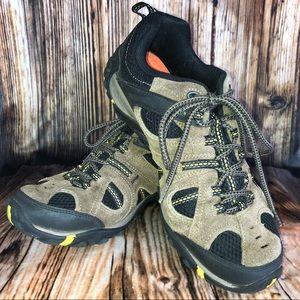 Merrell Boulder/Empire Yellow Hiking Shoes Sz. 8.5